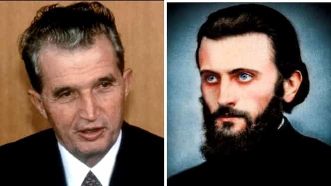 """Ce i-a dezvăluit Arsenie Boca lui Nicolae Ceaușescu în singura discuție purtată cu acesta: """"Veți fi omorâți"""""""