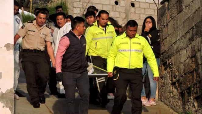 Poliția Națională din Ecuador caută un român! Bărbatul a ucis doi copii în timp ce jefuia o locuință