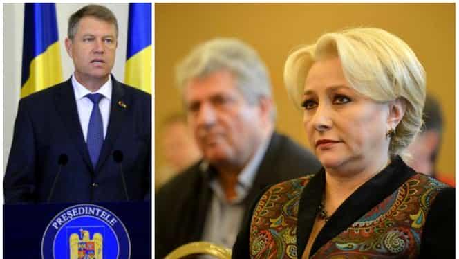 Viorica Dăncilă l-a sunat pe Klaus Iohannis! Președintele participă la evenimentul de la Ateneu