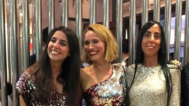 Andreea Esca, rochie spectaculoasă purtată în Egipt! A întors privirile tuturor