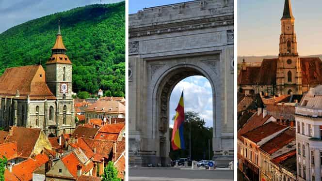 Topul celor mai bune oraşe din România