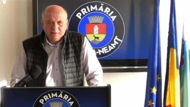 Primarul din Piatra Neamţ, autoizolat la domiciliu . A cerut testarea de coronavirus după ce ce a participat la un concurs de dans sportiv