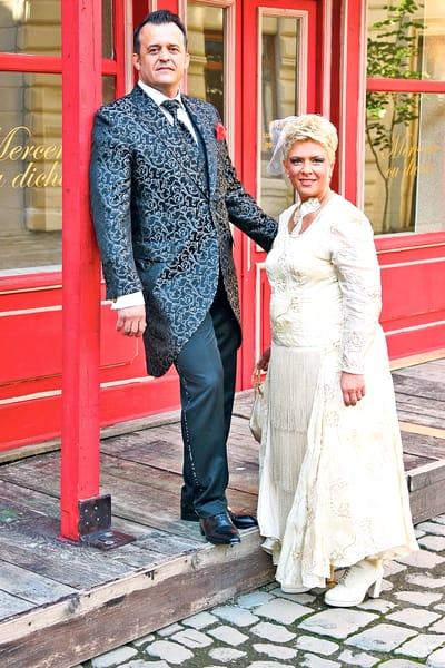 Cum arată primul soţ al lui Teo Trandafir! Ce meserie rară are Alexandru