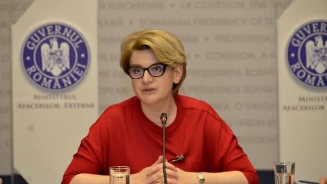 Gabriela Ciot, averea la control! Secretarul de stat ar putea ajunge comisar european din partea României