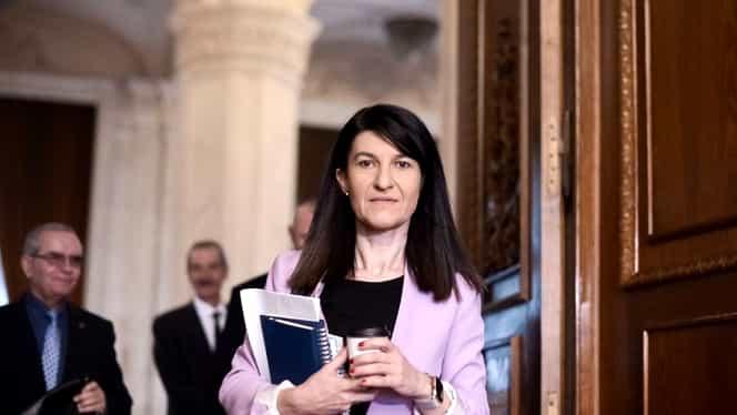 Violeta Alexandru, ministrul Muncii, nu a fost lăsată să intre într-o instituție publică decât după ce s-a legitimat