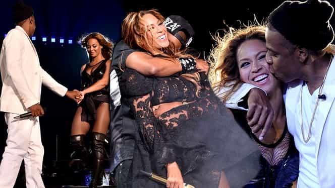 Beyonce şi Jay-Z s-ar fi despărţit în secret