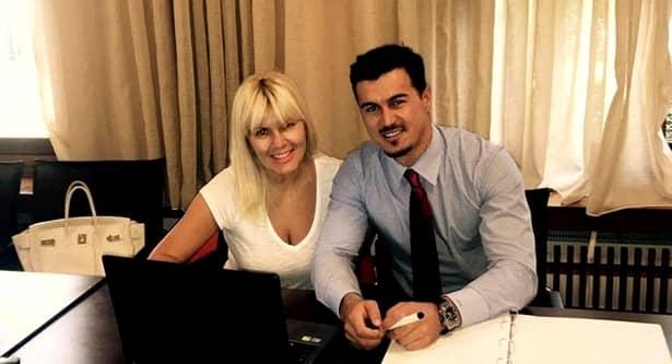 Cum vor petrece Elena Udrea şi Adrian Alexandrov de Ziua Îndrăgostiţilor!