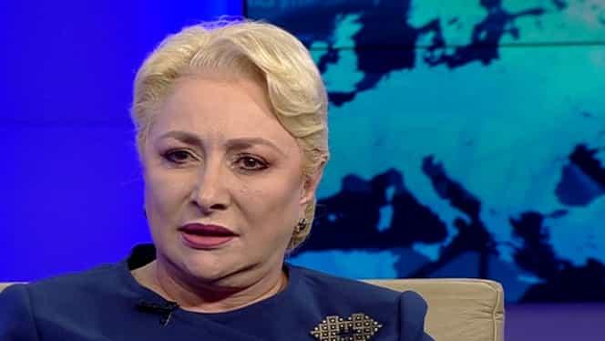 Viorica Dăncilă, țap ispășitor în PSD! Social democrații vor să o pună să plătească datoriile făcute de partid pentru campania prezidențială