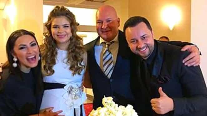 Ane Feher şi Arpad Paszkany s-au căsătorit şi vor deveni părinţi