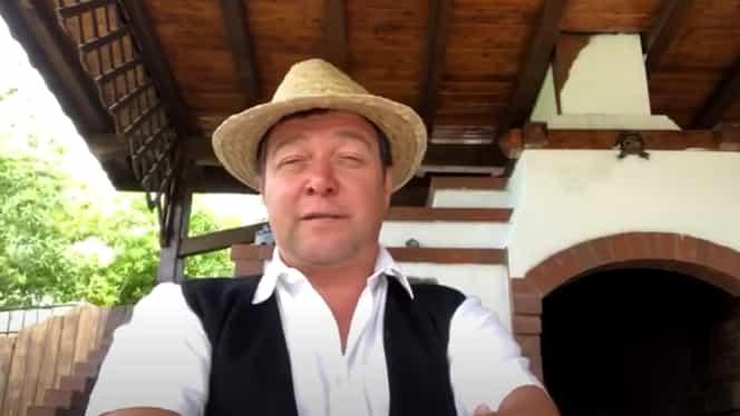 """Văru Săndel, poezie virală pe Youtube despre coronavirus: """"Fir-ai să fii tu de Covid"""" – Video"""
