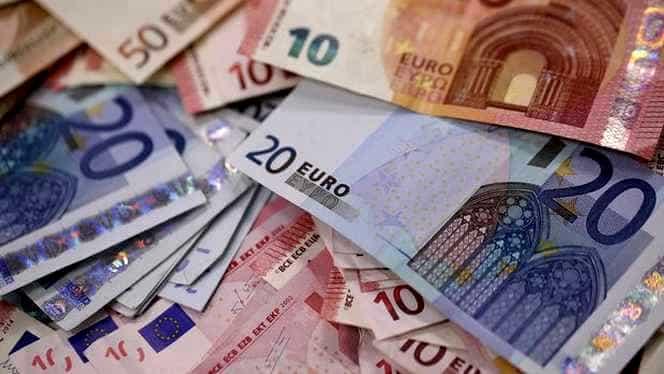 Curs valutar BNR azi, 30 ianuarie 2019: Euro a scăzut