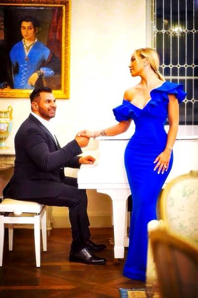 Viitorul soț al Ralucăi Podea este Florin Pastramă, vărul primar al soției lui Pepe.