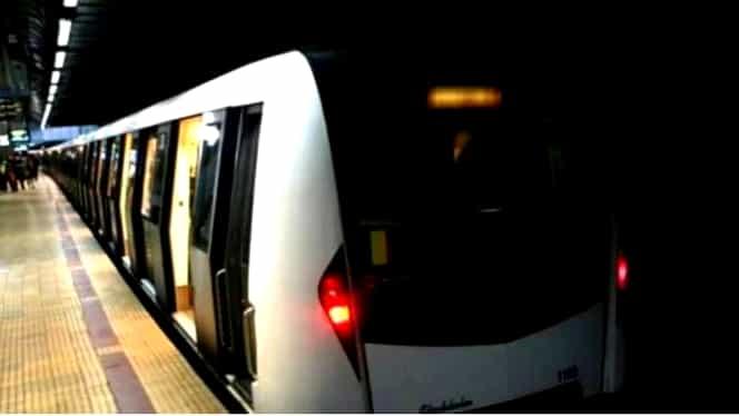 Incident grav la metrou! O persoană a fost lovită de tren la Apărătorii Patriei