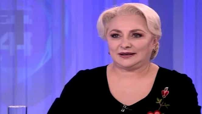 """Viorica Dăncilă: """"Dacă nu intram în turul doi, trebuia să îmi depun mandatul"""""""