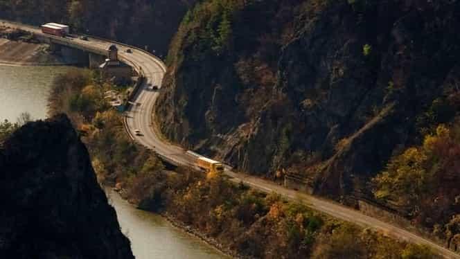 Trafic și mai îngreunat pe Valea Oltului! Restricții de circulație în perioada 7-15 octombrie