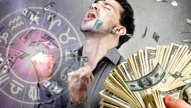 Singura zodie care se umple de bani până la finalul lunii. Alte două zodii vor avea necazuri financiare