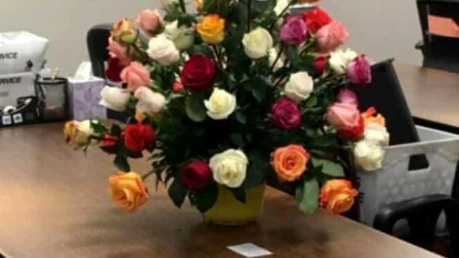 """Soția a primit un buchet de flori la doi ani de la moartea soțului! """"Nu trebuie să suporți să fii înșelată sau mințită"""""""