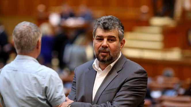 """Marcel Ciolacu anunță că parlamentarii PSD nu vor asigura cvorumul la învestitura guvernului Ludovic Orban: """"Este exclus"""""""
