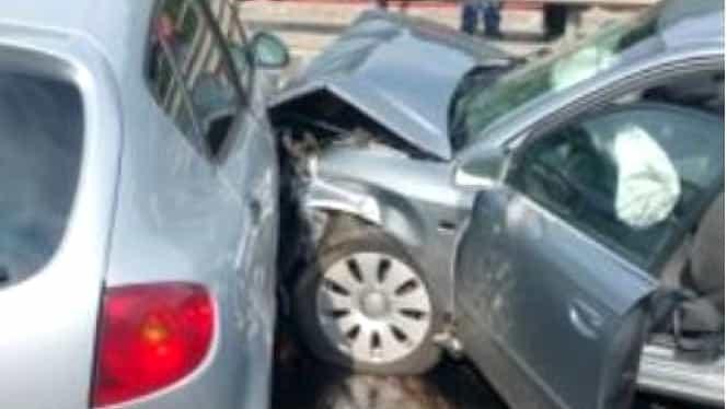 Accident rutier cu șapte victime, la Predeal!