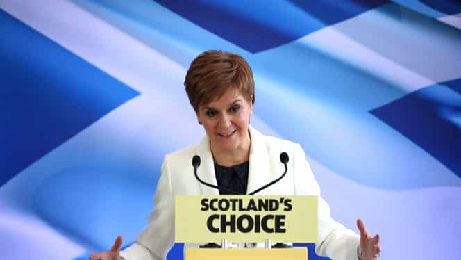 Scoția, deloc de acord cu Brexit! Anunț oficial al premierului