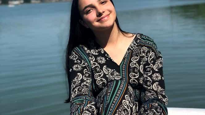 """Cine este Olivia Alexandru, tânăra a cărei voce i-a cucerit pe jurații de la Românii au talent. Mihai Petre: """"Momentul meu preferat"""""""