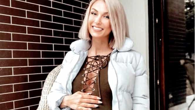 Anunț oficial despre starea Andreei Bălan! Ce se întâmplă astăzi cu bebelușul