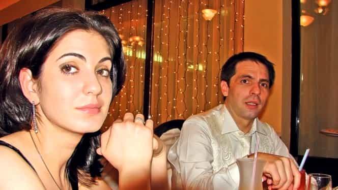 """Dan Negru, apariţie rarisimă la botezul fetiţei Alessandrei Stoicescu, alături de soţie. A dezvăluit de ce nu este """"mondenă"""" Codruţa Negru"""