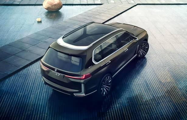 BMW a dat publicităţii primele imagini oficiale cu cel mai mare şi mai scump SUV, BMW X7. Galerie foto!