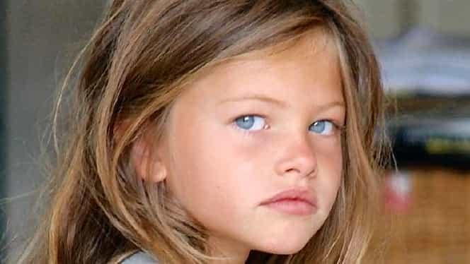 10 Years Challenge: fetița desemnată cea mai frumoasă din lume a postat o imagine incredibilă. Cum arată acum