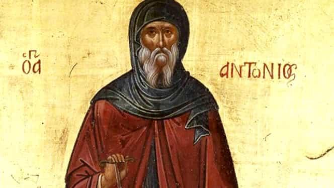9 mari secrete despre Sfântul Antonie cel Mare. La vârsta de 20 de ani lua o decizie radicală. VIDEO