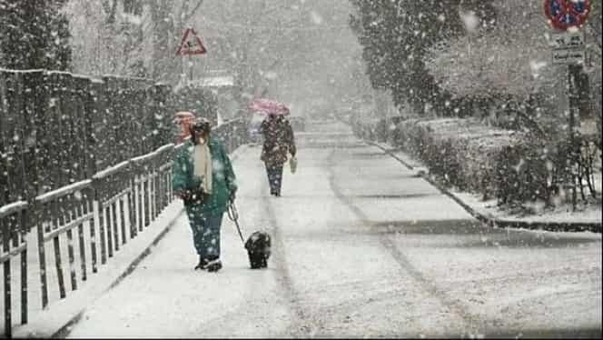 Cum va fi vremea în minivacanța din 24 ianuarie! Veștile nu sunt cele mai bune