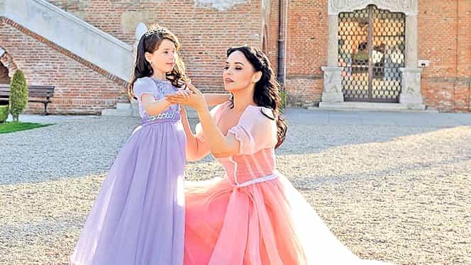 Andreea Marin, declarații emoționante despre fiica sa, Violeta. Ce spune că a învățat de la ea