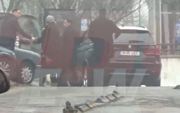 Ștefan Bănică, prezent la incinerarea Cristinei Țopescu. Fostul ei partener este dărâmat de durere