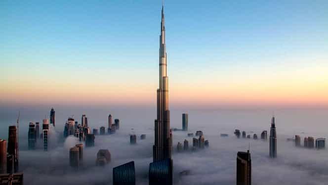 Cele mai înalte 10 clădiri din lume. Ți se taie picioarele la ultimul etaj! FOTO