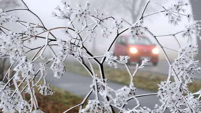 Vremea se răcește! Când și unde se întoarce iarna? Prognoză meteo cu ninsori și temperaturi scăzute