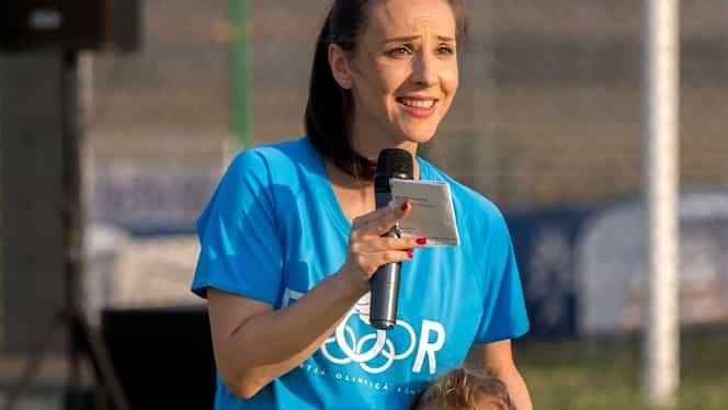 Andreea Răducan a devenit mămică! Ce nume va purta fiica fostei campioane olimpice GALERIE FOTO