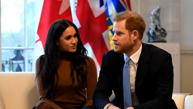 Noi probleme pentru Harry și Meghan Markle! Guvernul canadian nu le va mai asigura protecția