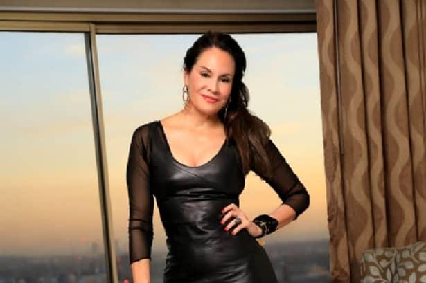 Gweneth Lee, fost model, actual model instagram