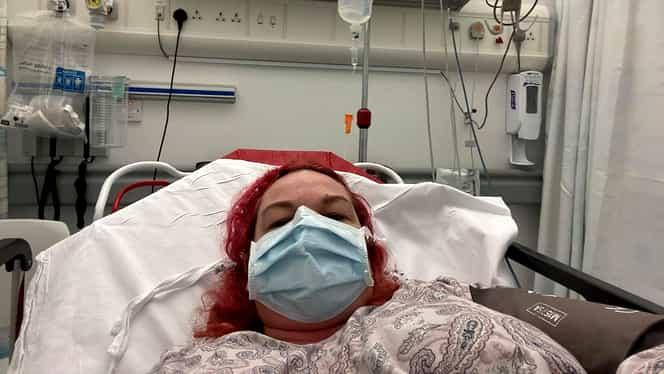 """Mesajul unei femei de 46 de ani diagnosticate cu coronavirus: """"Am avut temperatură ridicată, iar în gât simțeam că am sticlă pisată"""""""