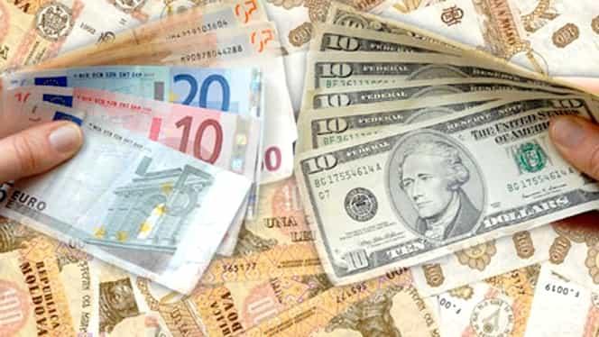 Curs valutar 29 octombrie. Cotațiile pentru euro, dolar, liră sterlină, franc elvețian – UPDATE