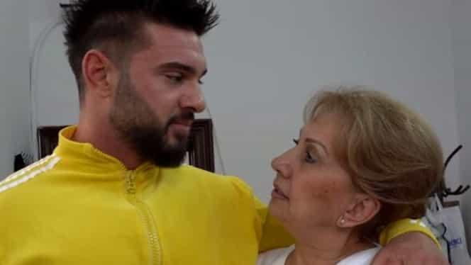 Dorian Popa, cadouri de senzaţie pentru mama lui care a împlinit 64 de ani. Printre altele, actorul i-a dăruit un papagal