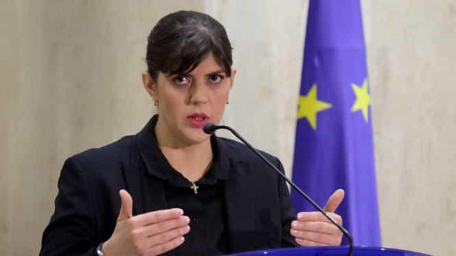 """Laura Codruța Kovesi, lăudată în presa străină: """"Cea mai potrivită pentru a fi procuror-șef european!"""""""