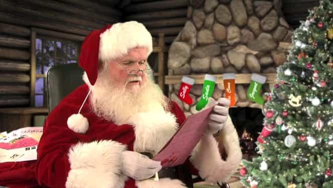 Scrisoarea către Moş Crăciun care a devenit virală pe loc!