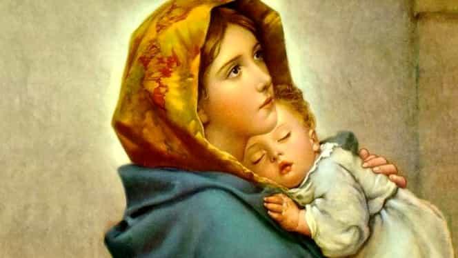 De ce se sărbătorește de două ori Sfânta Maria. O dată pe 15 august și o dată pe 8 septembrie?