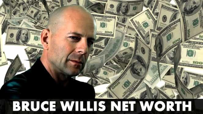 Ce avere a strâns Bruce Willis în cariera lui de actor. În ultima perioadă a scos doar filme de duzină