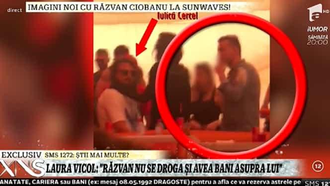 Noi imagini cu Răzvan Ciobanu de la mare! Cum a fost surprins de camere și cu cine era