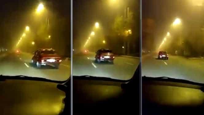 Video VIRAL al săptămânii. O Dacia 1310 îi dă rușine unui Volkswagen la o liniuță ilegală