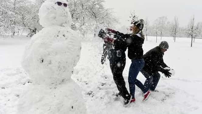 Prognoza meteo specială pentru București, sâmbătă, 12 ianuarie. Cum va fi vremea în Capitală