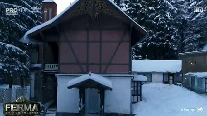 Vila unde se filmează Ferma de la PRO TV are o poveste uluitoare! Regele Mihai a învățat aici. FOTO