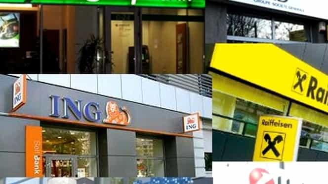ING și Raiffeisen Bank s-au prăbușit pe bursă. Sunt acuzate de spălare de bani în valoare 470 de miliarde de dolari!